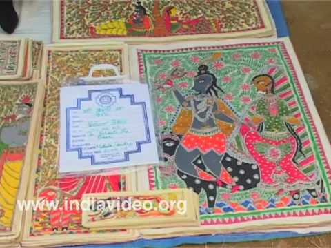 Bihar's Mithila Paintings