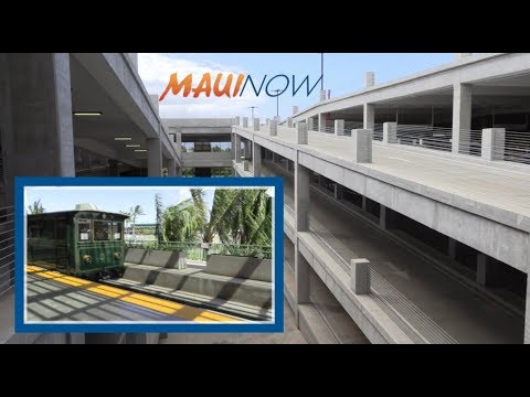 Maui Car Rental Facility, Electric Train On Schedule To Open May 15