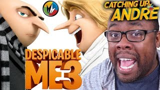 DESPICABLE ME 3: Catching Up with Andre - Regal Cinemas [HD]