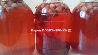 Компот из клубники  и компот с мятой в стиле мохито /  Refreshing compote of strawberries