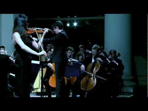 John Williams Schindler's List. Sabina Rakcheyeva, Violin. Sue Perkins, Conductor. Orion Orchestra