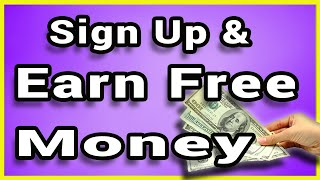 5 Websites To Earn Money Just By Signing Up