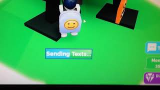 How to text very fast in texting simulator (roblox)