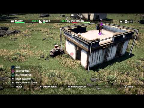 Far Cry 4 - Map Editor for Consoles Tutorial [North America]