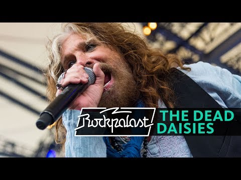 The Dead Daisies live | Rockpalast | 2017