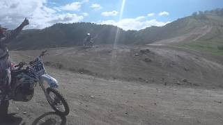 100+ Foot Dirt Bike Road Jump by Chas Rowe
