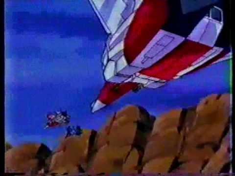 1980s Transformers Jetfire Shockwave Commercial