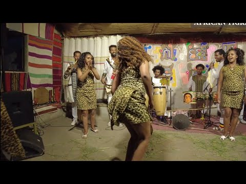 Nightlife In Ethiopia Is Not What You Think! Ethiopian Cultural Dance