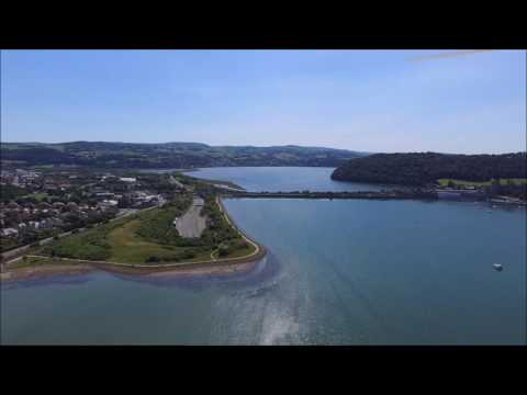 conwy river & quayside