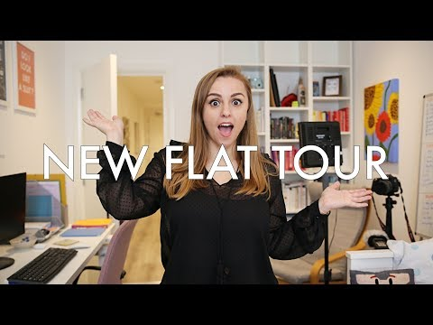 My London Flat Tour! | Hannah Witton