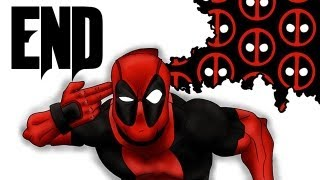 Deadpool Ending Gameplay Walkthrough Part 15 - SINISTER BOSS!! (Xbox 360/PS3/PC Gameplay HD)