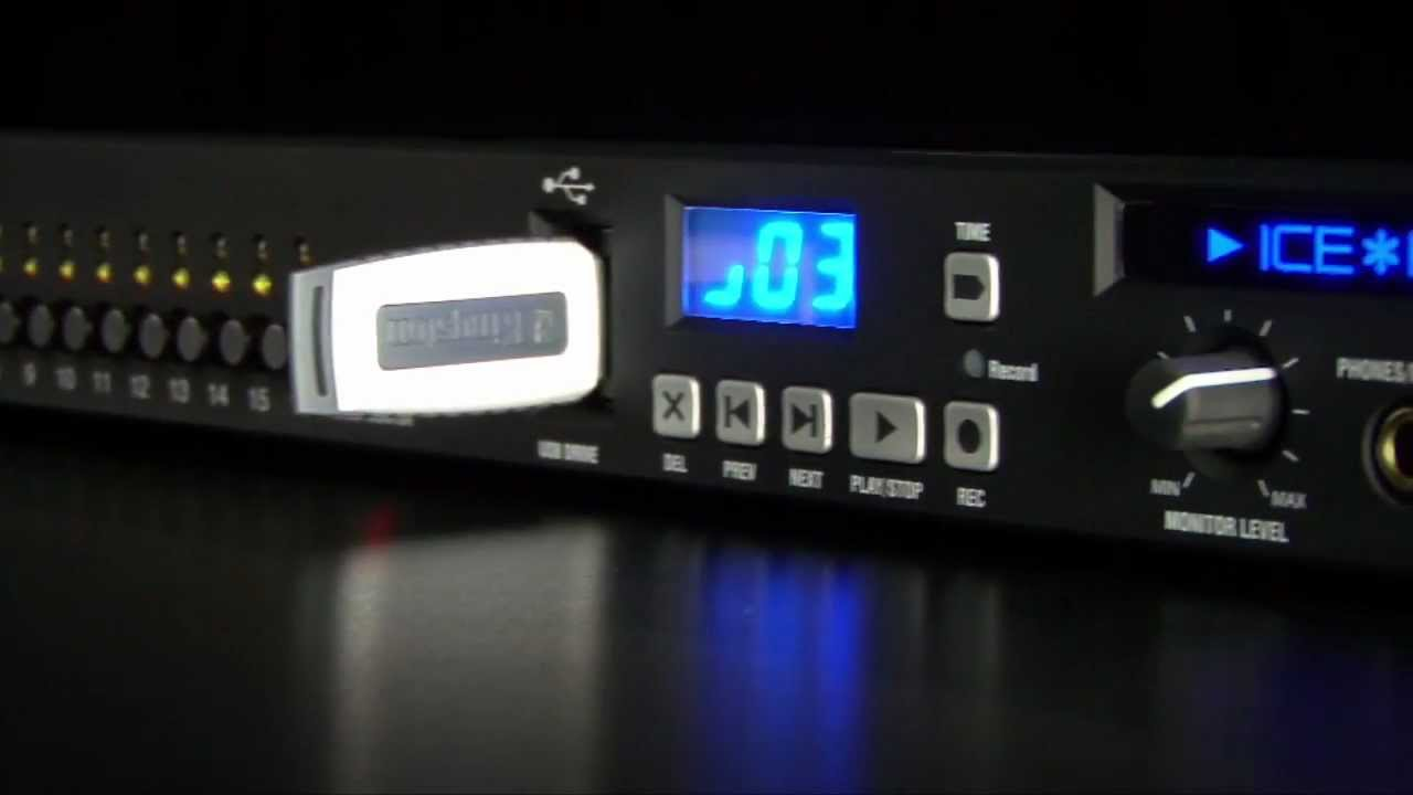 Allen & Heath ICE-16 Multitrack Recorder FireWire Windows