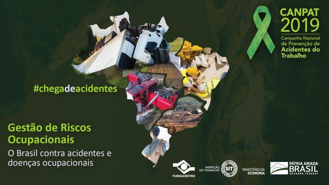 Canpat Campanha Nacional De Prevençao De Acidentes De Trabalho
