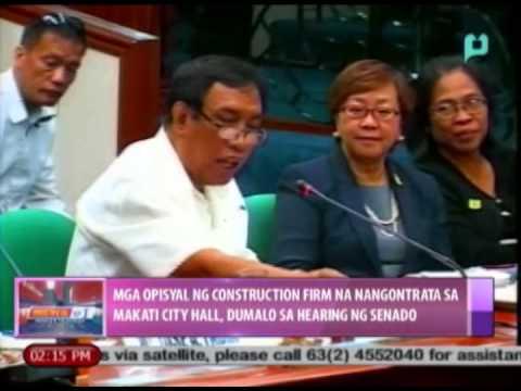 Ex-Vice Mayor Mercado, inaming personal na hinahatid sa mga Binay ang kanilang 'kick backs'