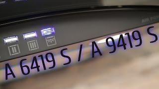 A 6419 S - Обзор вытяжки