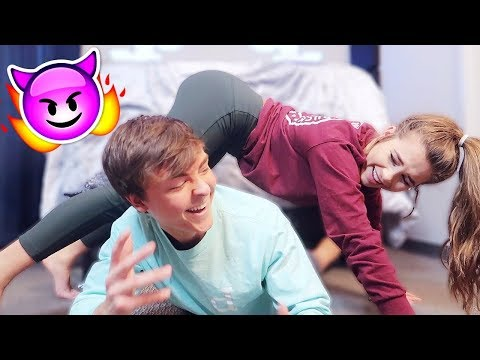 Yoga Challenge With My Future Wife... (GONE RIGHT)