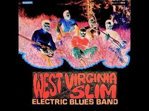 West Virginia Slim Electric Blues Band - Self Titled (1970) (US, Blues Rock)