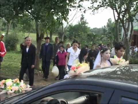 cưới hùng trang rước dâu đón dâu