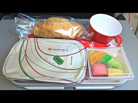 Kenya Airways Flight Experience: KQ448 Nairobi to Kigali