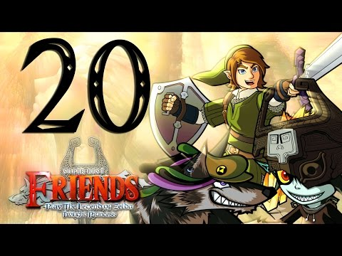 Super Best Friends Play The Legend of Zelda: Twilight Princess (Part 20)