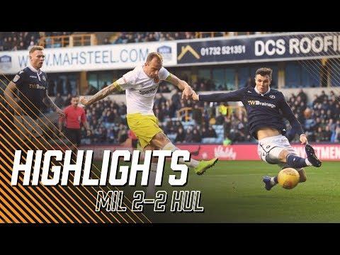 Millwall 2-2 Hull City | Highlights | Sky Bet Championship
