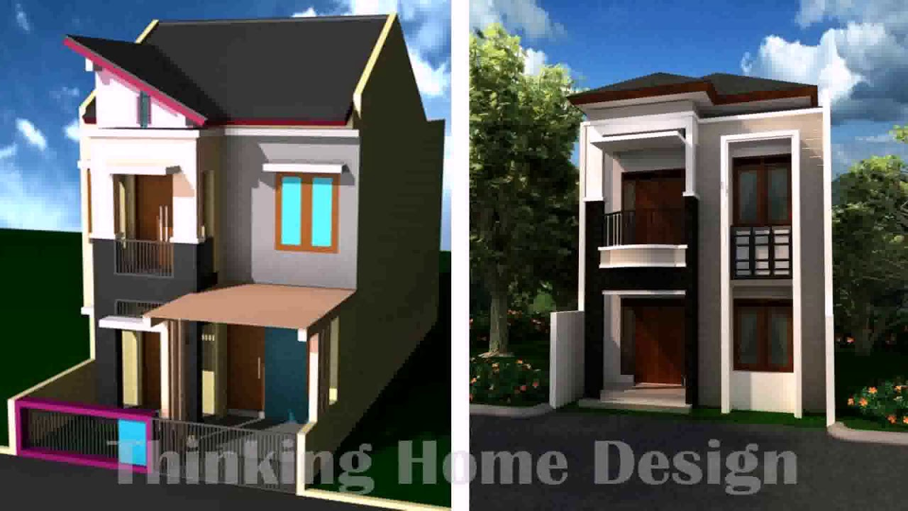 Simple 2 story house design philippines