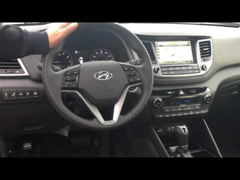 Hello Sandra, Check out this video on the 2016 Hyundai Tucson at Tameron Hyundai in Hoover, AL