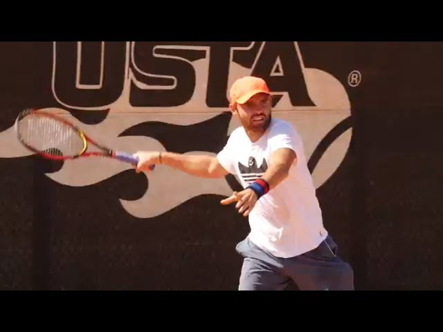 USTA National Campus: Get-to-know Bjorn Fratangelo  - Buy American