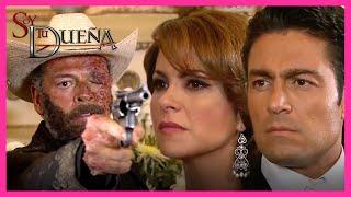 Soy tu dueña: Rosendo amenaza a Valentina y a José Miguel el día de su boda | CAPÍTULO FINAL