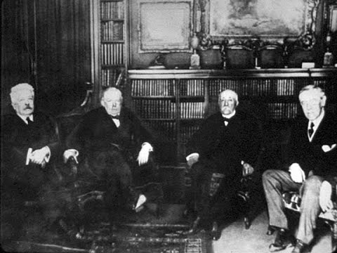 an evaluation of president wilsons responsibility in the failure of the treaty of versailles Woodrow wilson, speaking in it is often claimed that the treaty of versailles was a failure a harsh treaty - john d clare's evaluation.