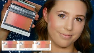 It Cosmetics Glow Kit First Impressions & Product Brand Review Step by Step | mathias4makeup