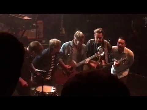 Switchfoot Hello Hurricane Birmingham 1st Nov 2017