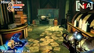 Bioshock 2 - Minerva