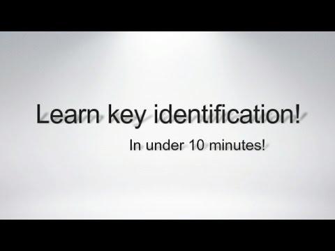 Key identification Podcast from LocksmithVideoSchool.com