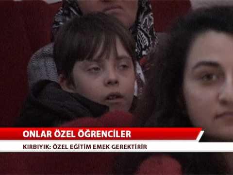 Avrupa Birliği ve Türkiye de Engelli Olmak Konulu Konferans