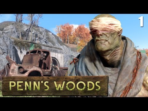 Fallout 4 Quest Mods: Penn's Woods - Part 1
