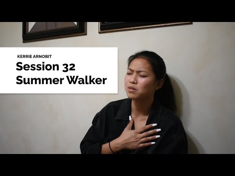 Kerrie's Session 32 Cover