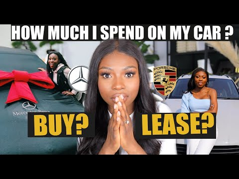 Showing what I really spent and the TRUE COST of LEASING vs