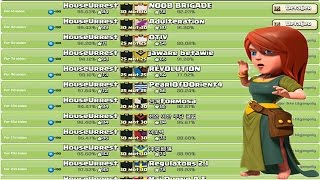 Clash Of Clans - Why A Public War Log Will Make You Lose - War Attack Strategy