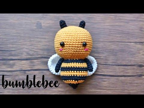 Amigurumi Bumblebee Free Crochet Pattern | 360x480