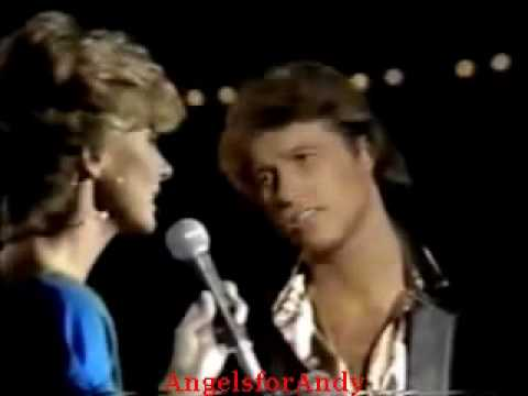 Andy Gibb & Olivia Newton-John-Rest Your Love On Me