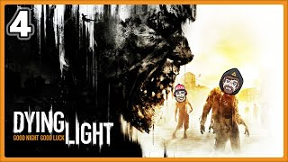 Day 4 of our Dying Light campaign and we almost beat the game!