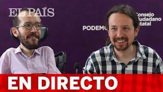 DIRECTO PODEMOS | PABLO IGLESIAS abre el CONSEJO CIUDADANO ESTATAL