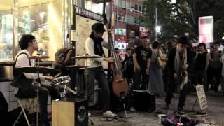 Ethnic Minority absolutely kill it in Shibuya, Tokyo