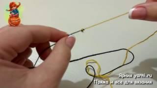 Как завязать крепкий узелок. Видео