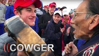 Fake News Slanders MAGA Teens Being Harassed by Native American