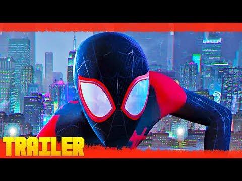 Spider-Man: Un Nuevo Universo (2018) Tráiler Oficial Español Latino