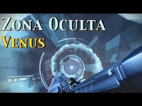 TRUCO DESTINY , ZONA OCULTA EN VENUS, LO NUNCA VISTO!!!