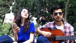 toxic-amazing  guitar cover Elvin&Shahla