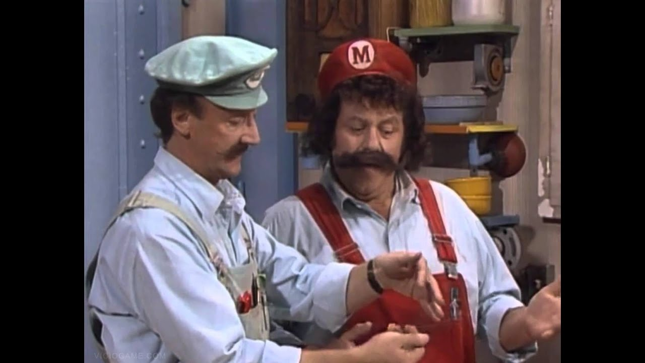The Super Mario Bros Super Show 1989 Live Action Youtube